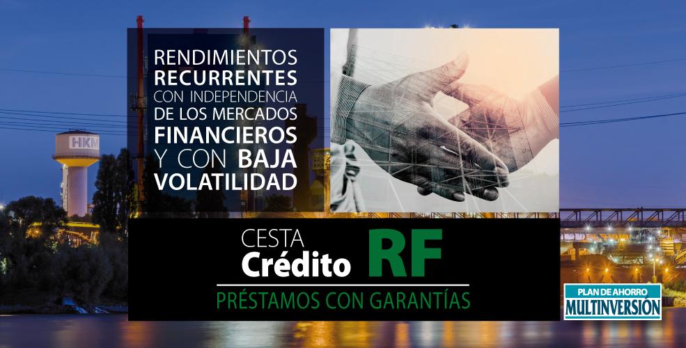 Cesta Crédito RF